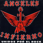 Single Unidos Por El Rock - Angeles Del Infierno