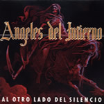 Single Al Otro Lado Del Silencio - Angeles Del Infierno