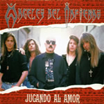 Single Jugando Al Amor - Angeles Del Infierno
